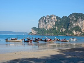 Railay Beach is just always sublime.