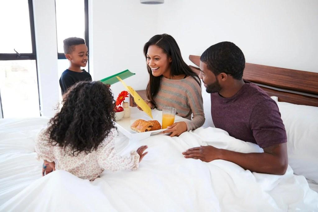 Mother's day - Breakfast ideas