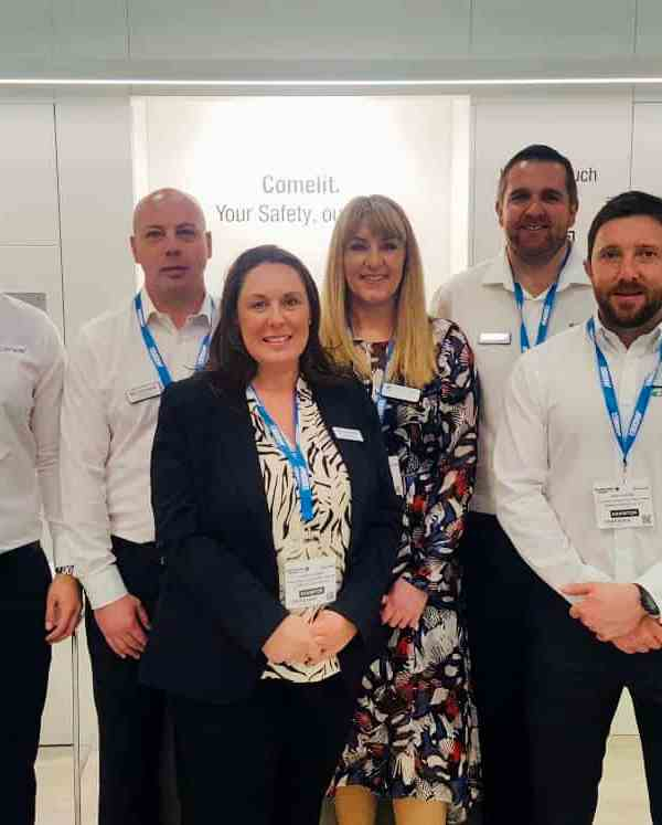 Comelit enjoys success at industry first 'The Security Event'