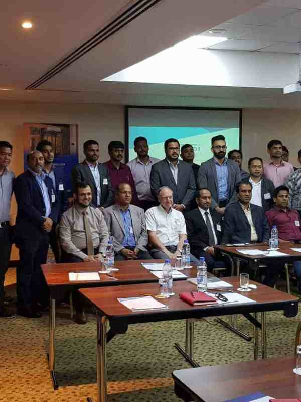 TDSi provides Awareness Day and training for local integrators in Dubai