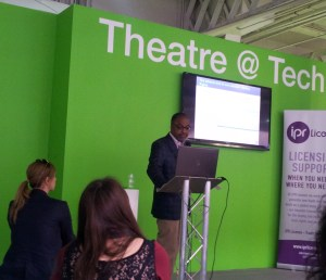LBF 2015 lecture in Tech Theatre scaled
