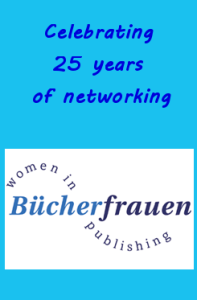Celebrating buecherfrauen networking