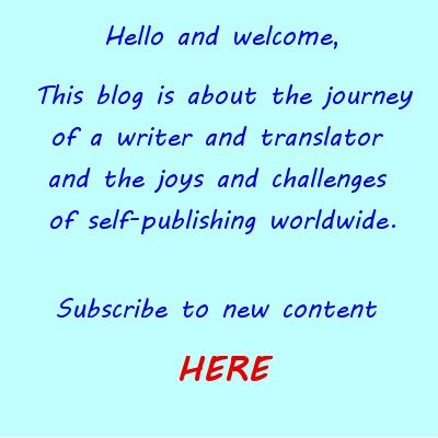 International Self-Puplishing subscribe