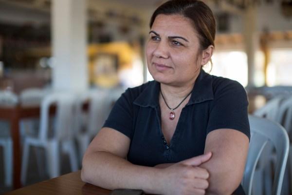Turkish Cypriot Cile Kulucan