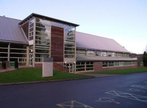 University of Cumbria ,Brampton Road campus, Carlisle.