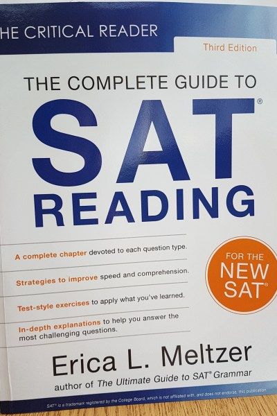 The Complete Guide to SAT Reading