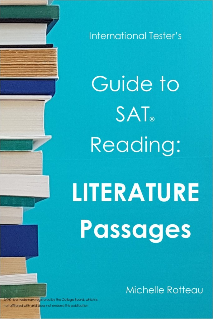 Cover of International Tester's Guide to SAT Reading: Literature Passages