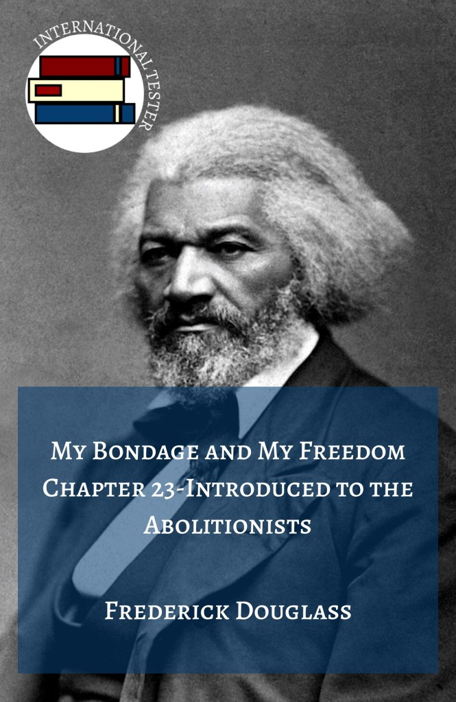 Cover of SAT Practice Passage: My Bondage and My Freedom by Frederick Douglass