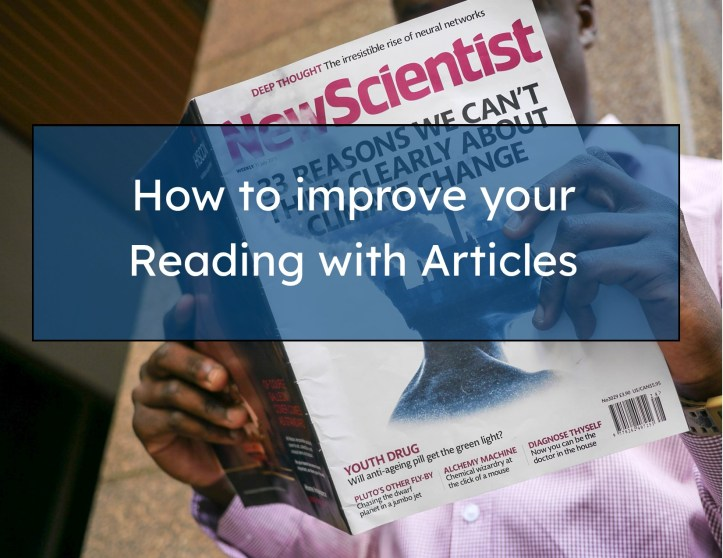Cover for article on improving sat reading score with articles to follow SAT basics