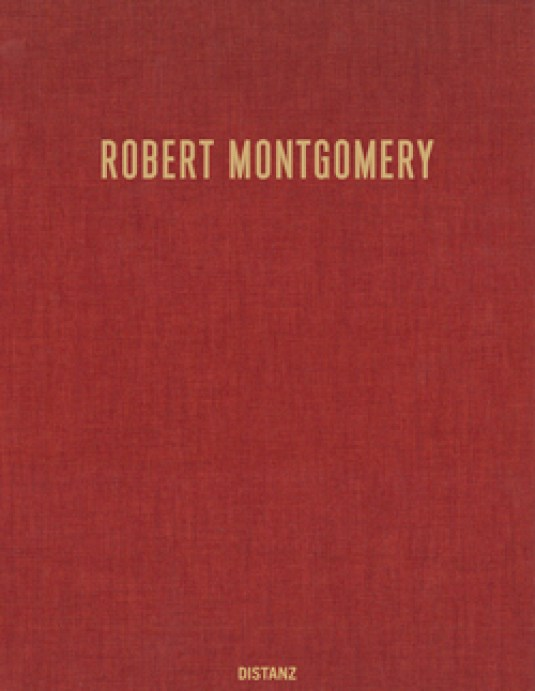 Robert-Montgomery-book-DISTANZ