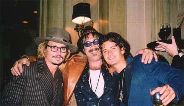 with j depp