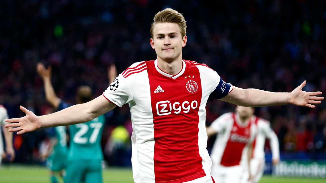 Liverpool the best option for De Ligt, but expect him to join PSG