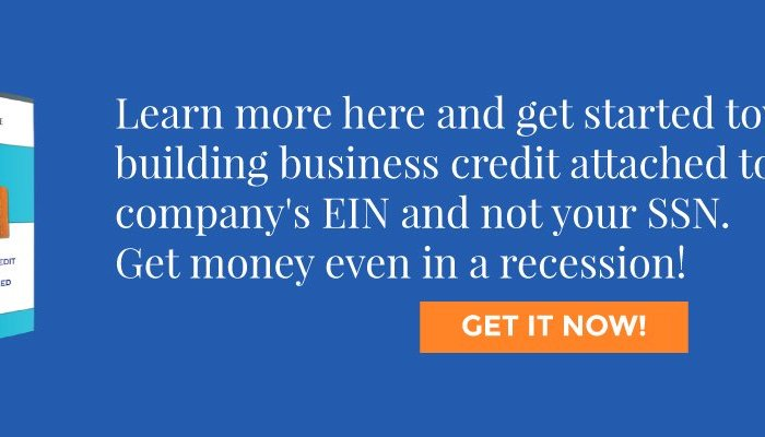 Don't Let Bad Credit Sink Your Business: Recession Vendor Credit Can Pull You Out of the Quicksand
