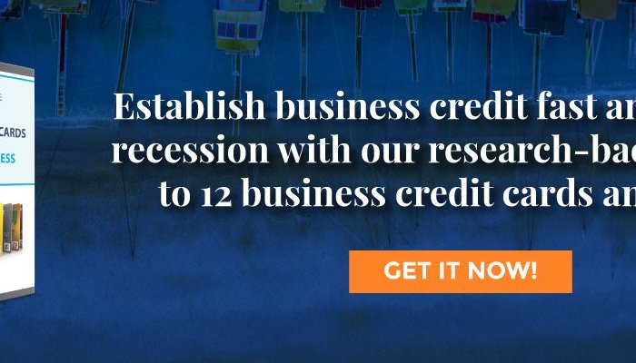 Fair Credit Business Credit Cards in a Recession