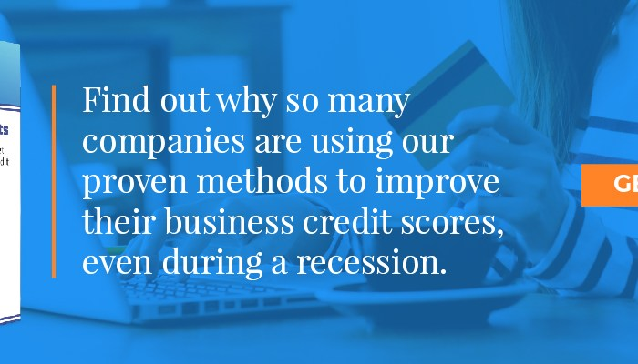 3 Recession Factors that Can Devastate a New Business Credit Score