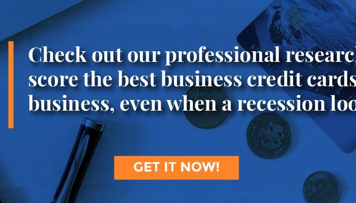 Rock Solid: You Can Apply for a Business Credit Card with Bad Credit in a Recession