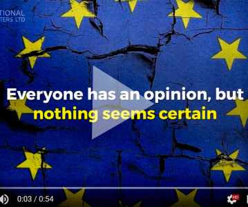 Video: How do you prepare for the uncertainty of Brexit?