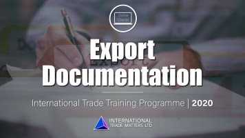 Export Documentation Course