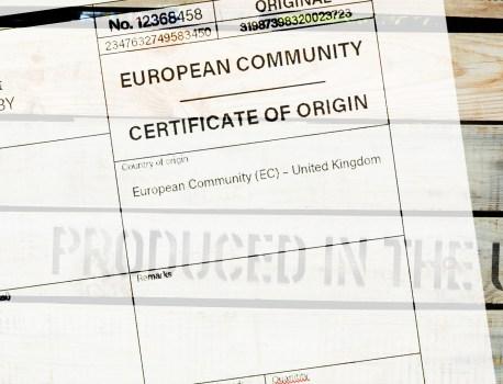 What is a Certificate of Origin?