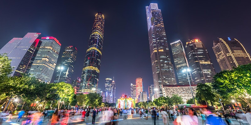 Webinar : Exporting for growth through China's Greater Bay Area