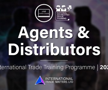 Agents and Distributors – An Online Course