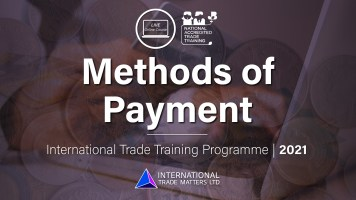 Methods of Payment - An Online Course