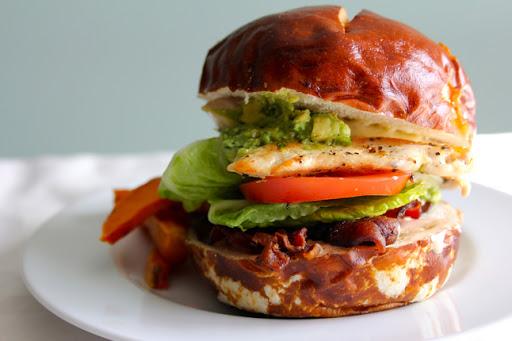 Ama-zing Chicken Burger  #ZingBurger #ChickenBurger