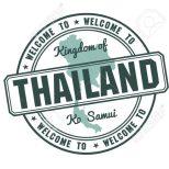 Healthy burgers with international flavours thailand passport stamp