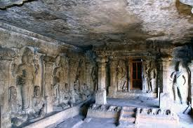 Trichy Rock Fort Cave