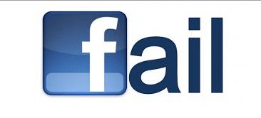 Facebookowe Faile.