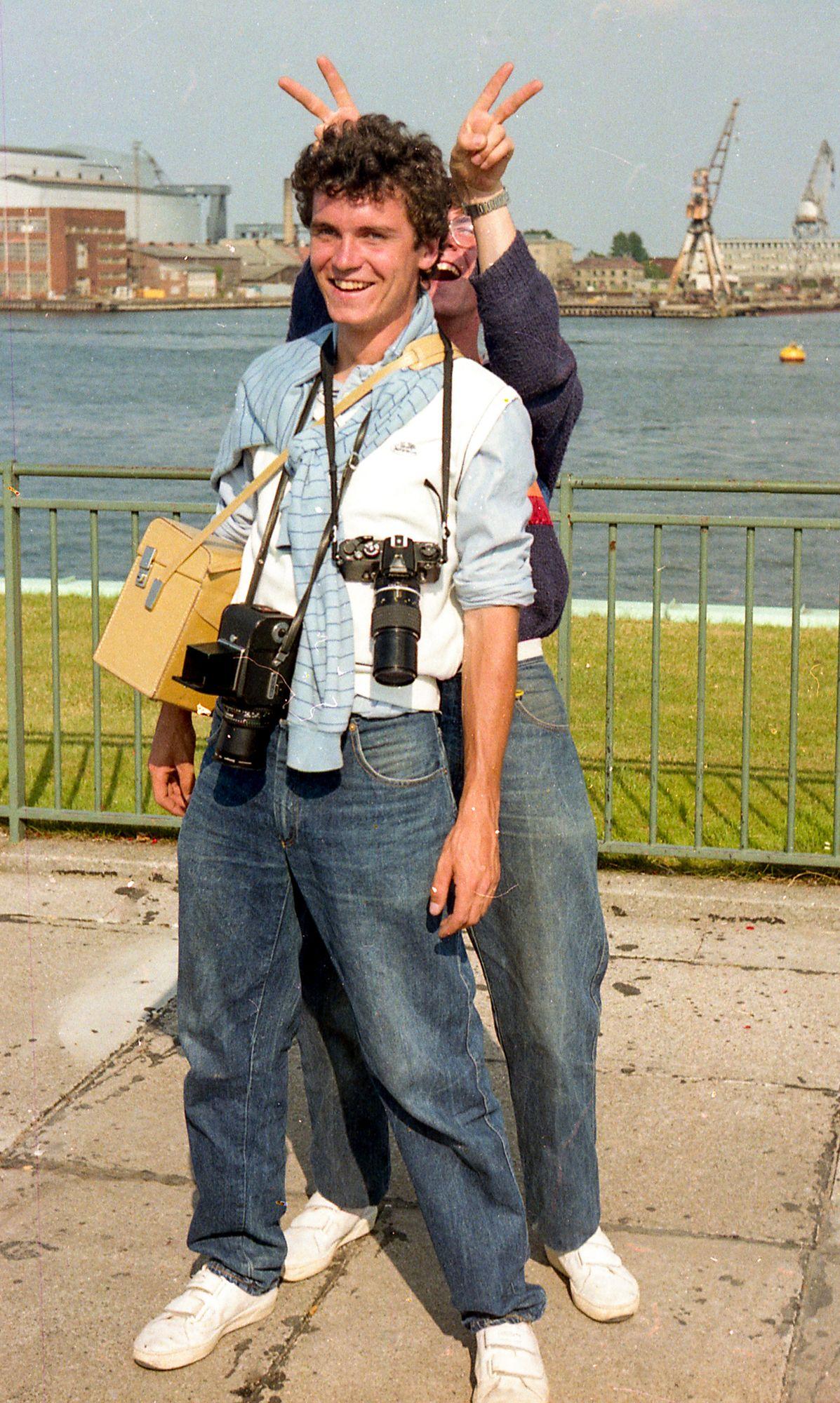 Fotograf Svend Krumnacker 1982 Nikon FM 2 Hasselblad