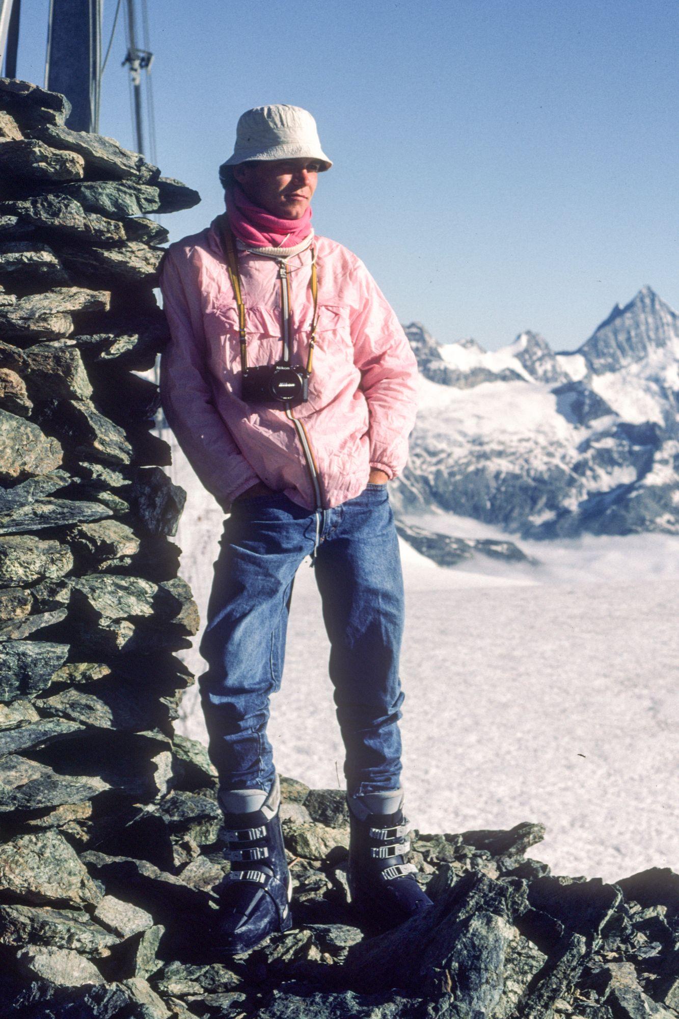 Fotograf Svend Krumnacker 1984 Nikon FM 2 16mm/2.8 Fisheye