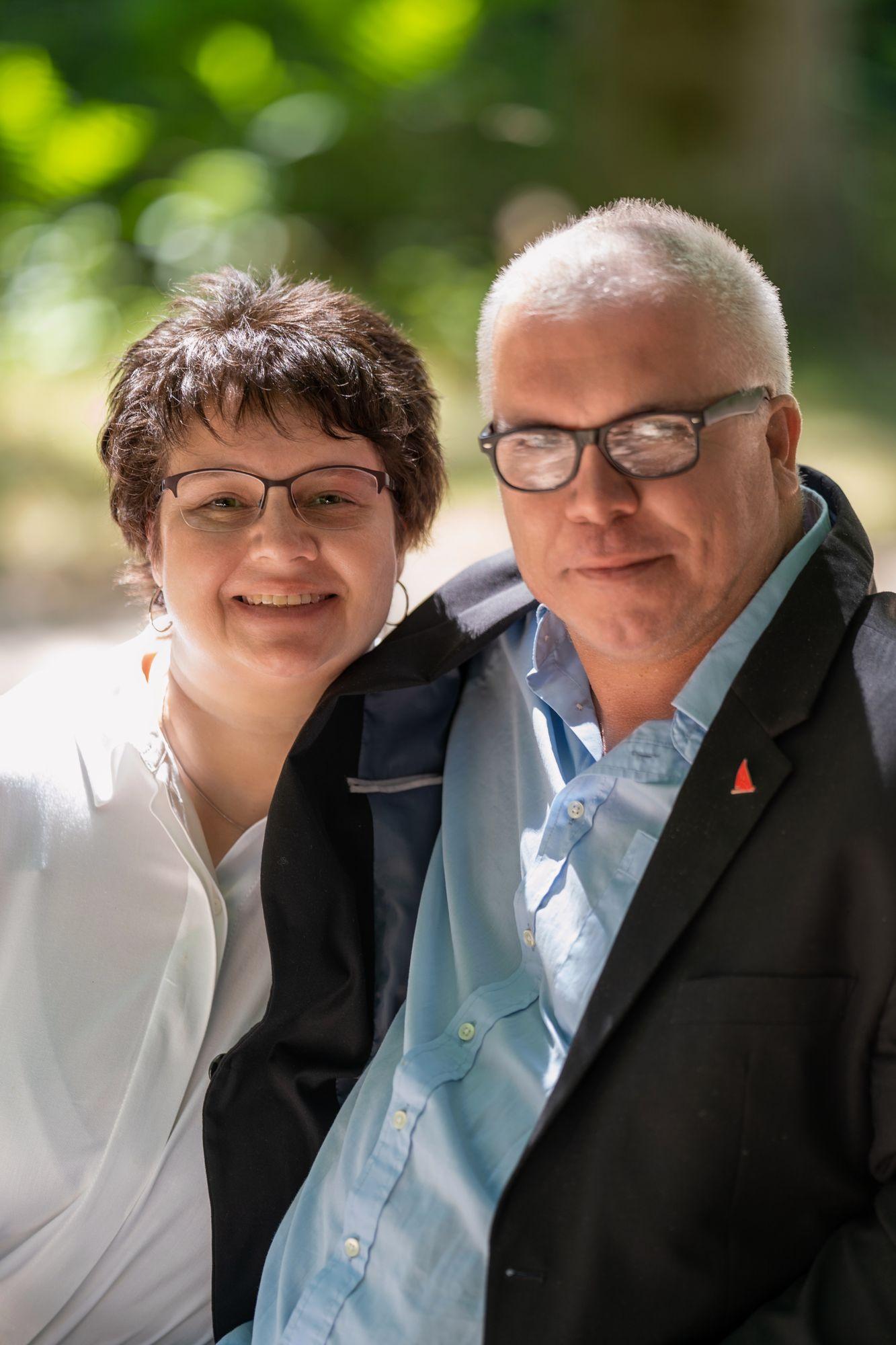 Portrait Lars & Tanja