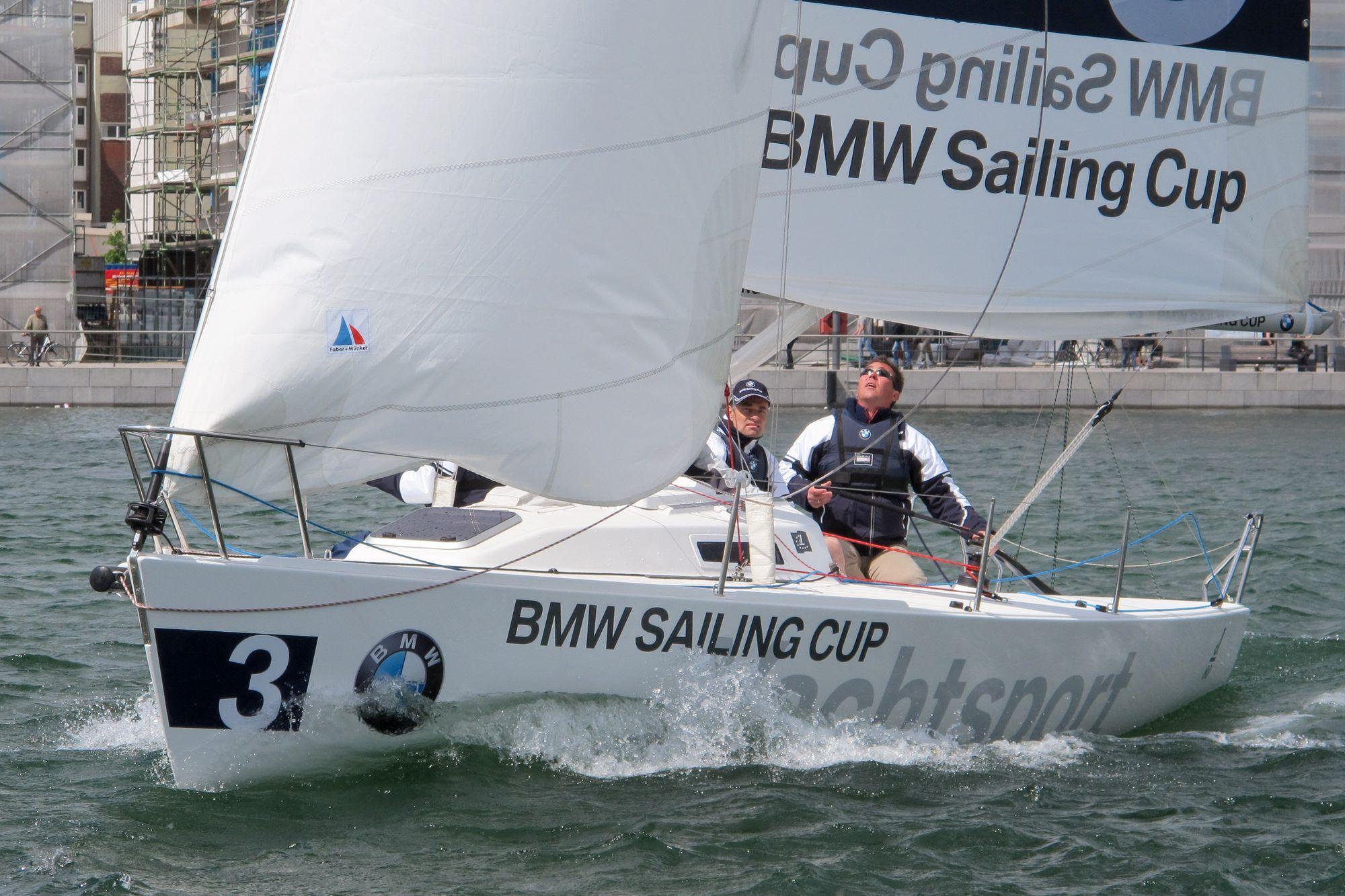 BMW Sailing Cup Dortmund Phoenixsee 2012