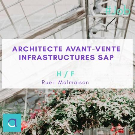 OFFRE #EMPLOI : N'attendez pas pour #postuler à notre offre d'#architecte #avan...