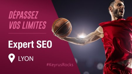 #Job #Lyon ▶  Rejoignez Keyrus en tant qu'Expert SEO  ...