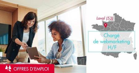Nous recherchons un(e) chargé(e) de #webmarketing pour renforcer notre équipe de...