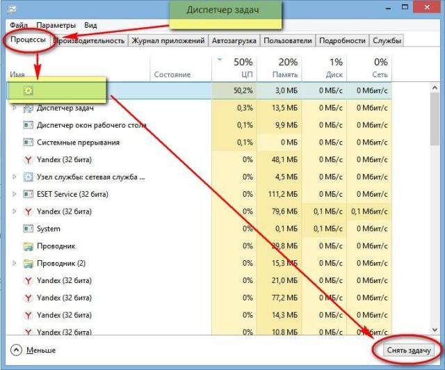 Удаление TSR в Windows 8 и 10 из оперативной памяти   Интернет-профи