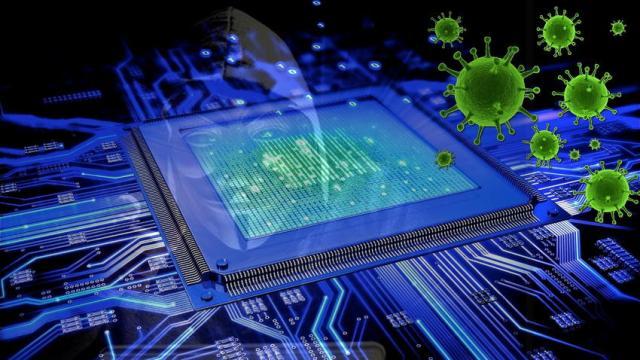 вирусы в компьютере   Интернет-профи
