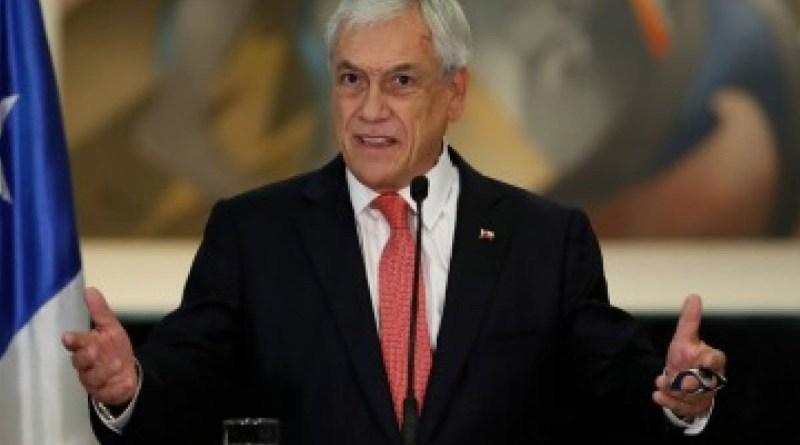 Sebastián Piñera, presidente de la República de Chile