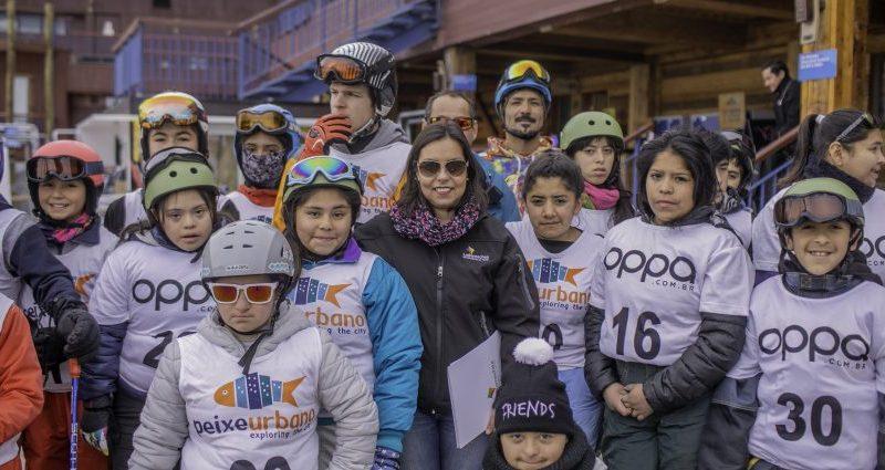 Campeonato inclusivo Lo Barnechea