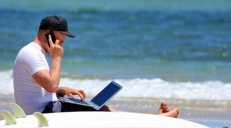 Desconectarse en vacaciones