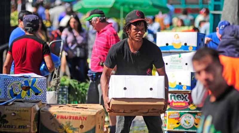 Trabajo del migrante en Chile
