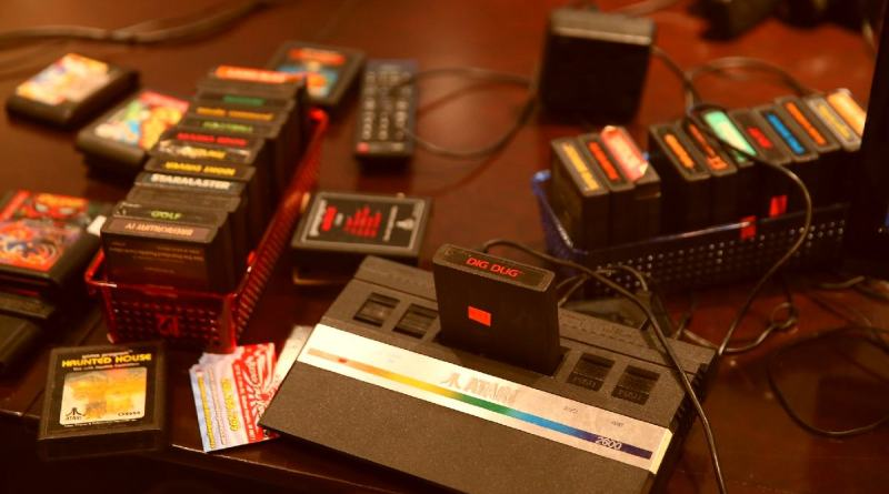 El casino de Atari