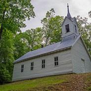 Little Cataloochee Baptist Church