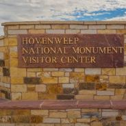 Hovenweep National Monument Visitor Center