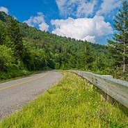 Blue Ridge Parkway Mile 356