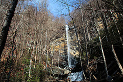 Rainbow Falls, Jones Gap