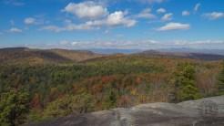 Pisgah Ridge from Cedar Rock