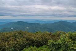 South from Mt. Pisgah